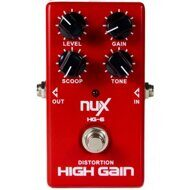 Педаль Distortion Nux HG-6