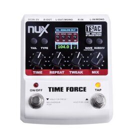 Педаль эффектов Nux TimeForce